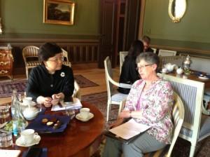 Conversation with Professor Lena Marcusson